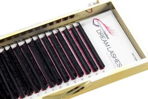 Wimpern Seide DREAM LASHES 0,075 curl D +