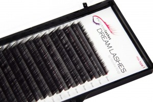 Silk DREAM LASHES 0.075 Curl. L